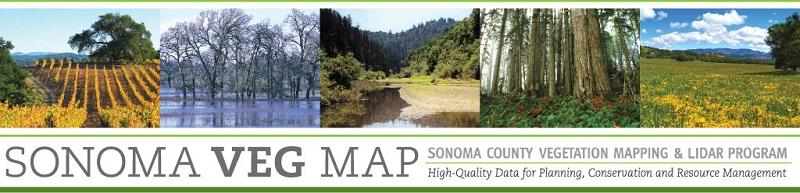 Sonoma County Vegetation Mapping and LiDAR Program